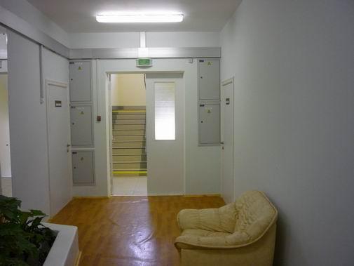 Первый этаж.