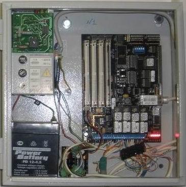Контроллер AAN-100